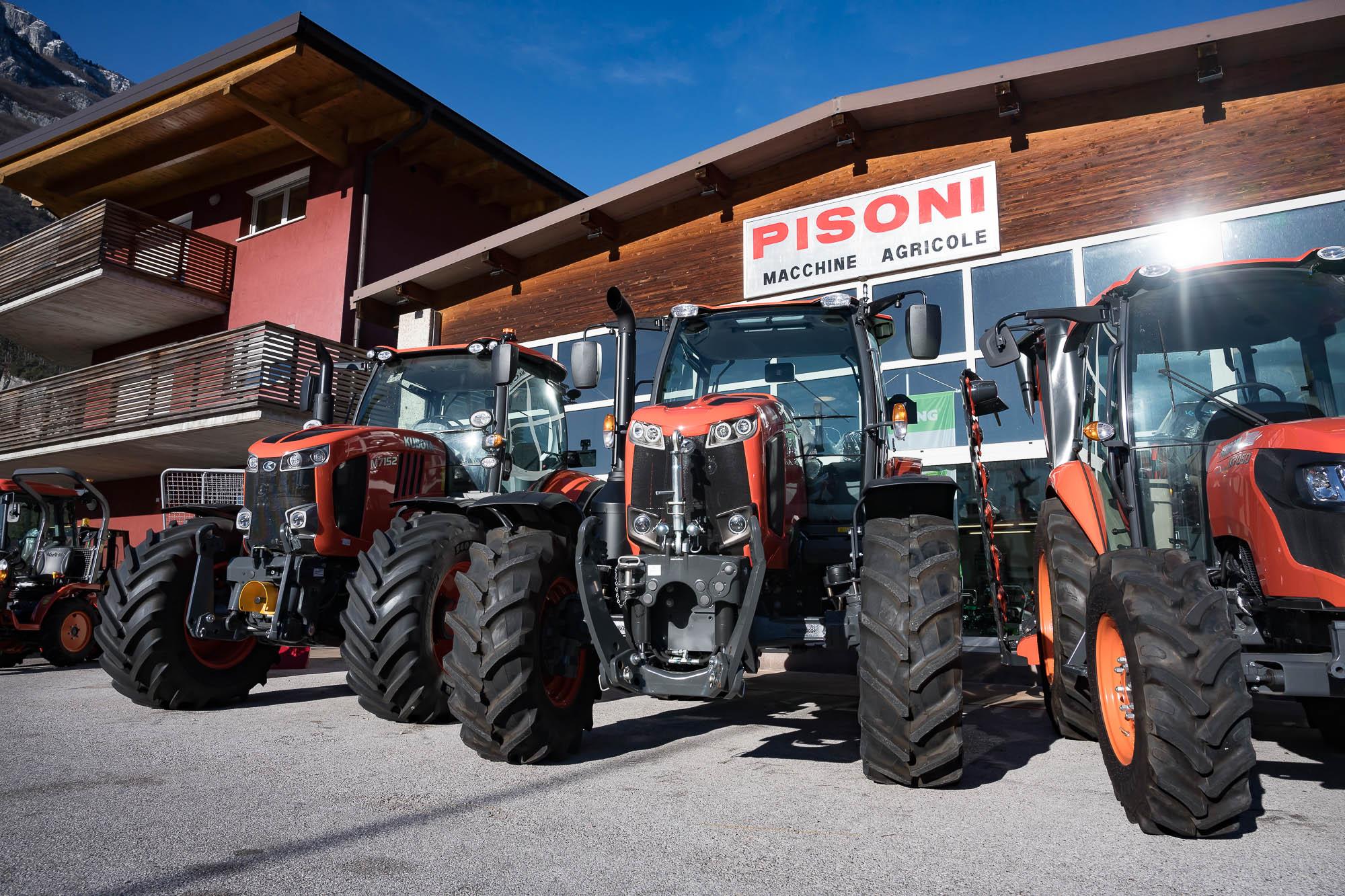 Macchine Agricole Pisoni Vendita Diretta Di Macchine